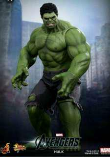 Hottoys Incredible Hulk