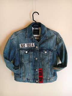 DENIM JACKET ZARA