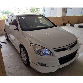 Hyundai i30 Hatchback (P PLATE FRIENDLY)