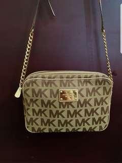 MK sling bag w/Code repost and repriced