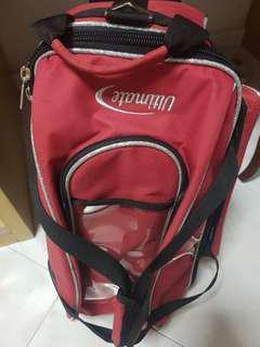 2 ball bowlling ball bag