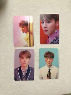 jimin love yourself answer pc set