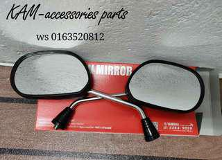 Yahama exciter 150 side mirror batang chrome