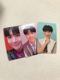 hoseok love yourself answer pc set