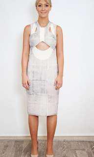 By Johnny Concrete Flex Dress