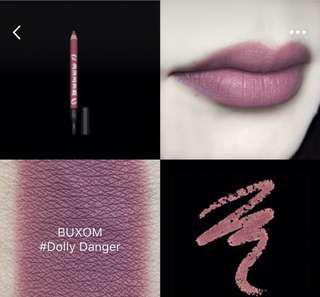 Buxom lip liner dolly danger
