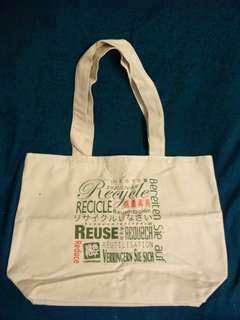 綠色和平優質帆布環保袋