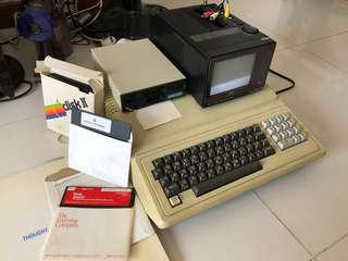 Rare Vintage Apple II/II+ Compatible Clone Computer only