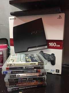 Play Station 3 japan spec