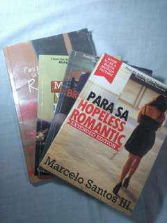 Marcelo Santos III Books Bundle