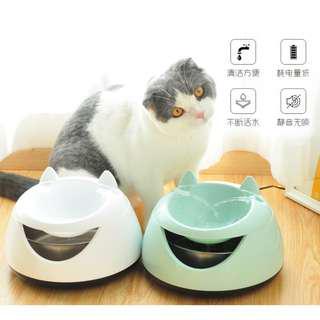 pet cat dog pet drinking water purifier cat dog water bowl fountain drinking filter bowl