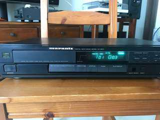 Marantz CD-65DX with TDA1541A chip