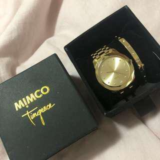 Mimco Timepiece Set