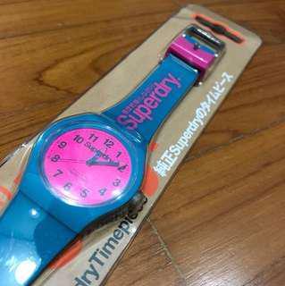 BN Genuine Superdry Watch