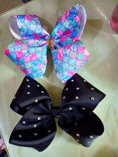 Jojo siwa inspired bow