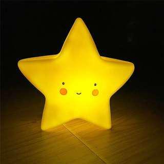 Twinkle star room light