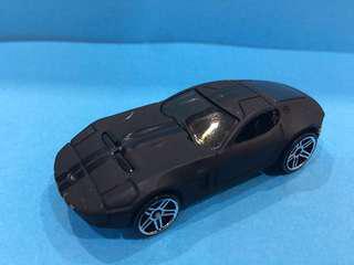 Hotwheels 1:64 Ford Shelby (Matte Black)
