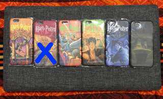 Harry Potter IPhone 6 Cellphone Case (Php 100 each)