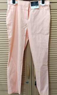 Dorothy Perkins Apricot Button Tab Trousers