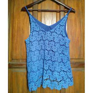 FRONT KNITTED CAMI