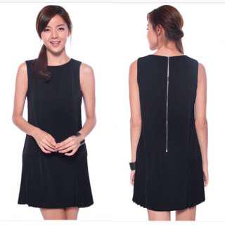 🚚 Love Bonito Danais Side Pleat Dress