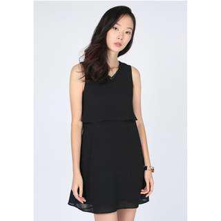 🚚 Love Bonito Liesl Layer Texture Dress