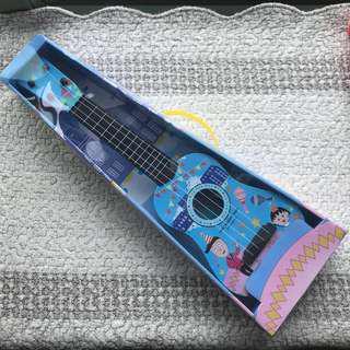 櫻桃小丸子《聖誕聯歡會》版 烏克麗麗 ukulele