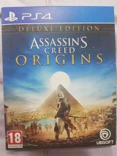 Assasin Creed Origins Deluxe Edition