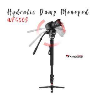 Hydraulic Fluid Head Monopod (WF-500S)
