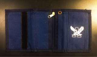 Ateneo Trifold Wallet Unisex (See description)