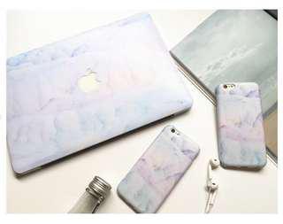"MacBook Air 13"" • Vinyl Skin Sticker (Pastel Clouds)"