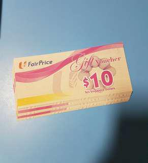 Wts $500 Ntuc voucher at 7%