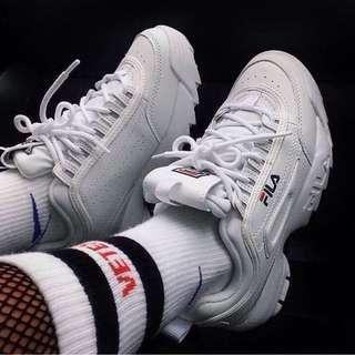 Fila Disruptor II Shoes