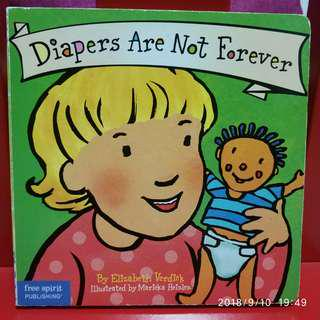 🚚 Diapers Are Not Forever