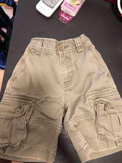 Polo 短褲 4T