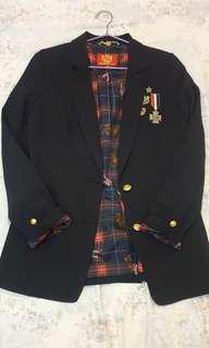 Knights Bridge全新長版西裝外套~很適合這個季節