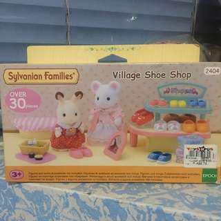 Sylvanian Families Village Shoe Shop