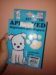 Male Diaper