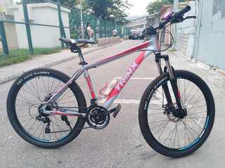 """26"""" TRINX M136 26吋爬山單車"""