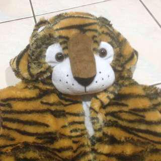 Jaket harimau 3-4tahun #H&M50