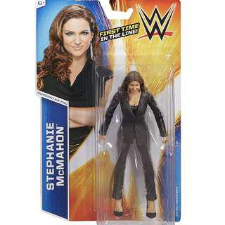WWE Basic Series 51 Stephanie McMahon (Elite Defining Moments Entrance Greats Triple H Vince Mattel)