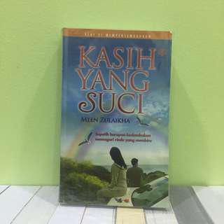 Malay Novel Kasih Yang suci