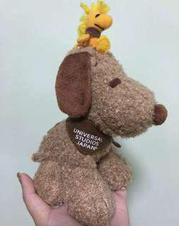 Snoopy Soft Toy (from Universal Studios Japan)