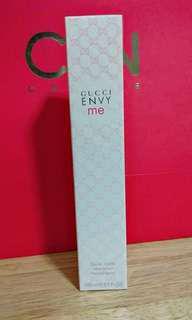 💯 Brand New Gucci Envy Me Perfume
