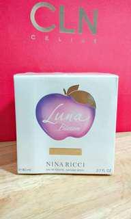 💯 Brand New Nina Ricci Luna Blossom Perfume