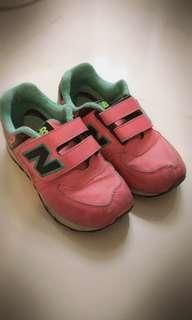 New balance 童鞋 17cm