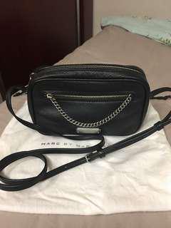 Marc Jacobs 黑色斜咩袋