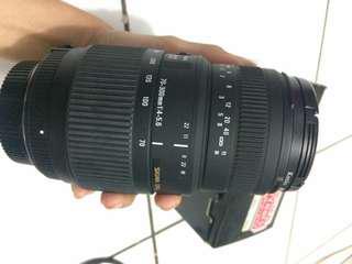 Lensa Sigma DG Macro