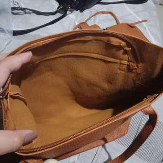 Korean 3 in 1 Bag