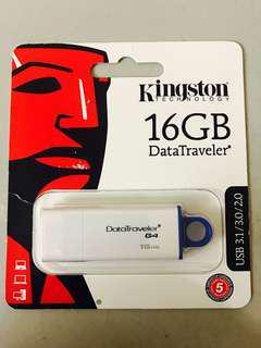 (NEW) Kingston 16GB Pendrive